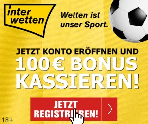 quoten bei www.interwetten.com