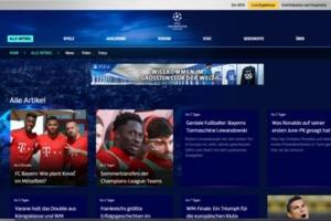 uefa.com champions league-startseite