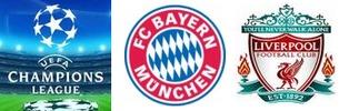 liverpool - bayern (champions League)